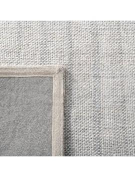 Lauren Ralph Lauren Handmade Miles Stripe Casual Wool Rug by Lauren Ralph Lauren