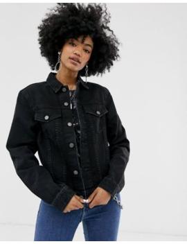 Cheap Monday Legit Denim Jacket by  Cheap Monday