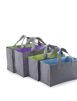 2 In 1 Trolley Tote Set by Lakeland