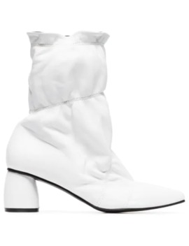 60 Parachute Leather Ankle Boots by Reike Nen