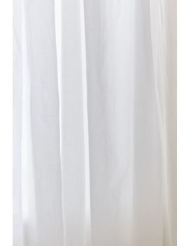 Plum & Bow Gathered Voile Curtain by Plum &Amp; Bow