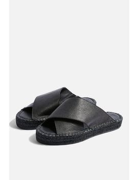 Freddy Black Espadrille Sandals by Topshop