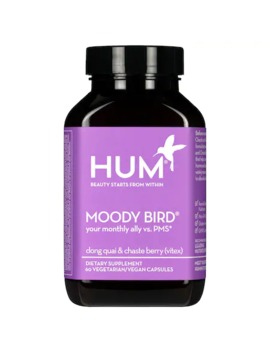 Moody Bird™ Pms Support Supplement by Hum Nutrition