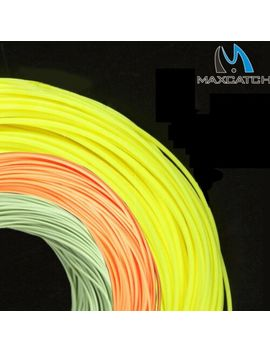 Maxcatch Fly Fishing Line Weight Forward 100 Ft 1/2/3/4/5/6/7/8/9/10 Wt Floating by Maxcatch