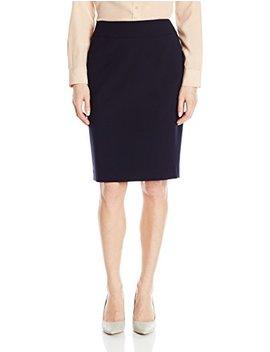 Nine West Women's Bi Stretch Slim Skirt by Nine West