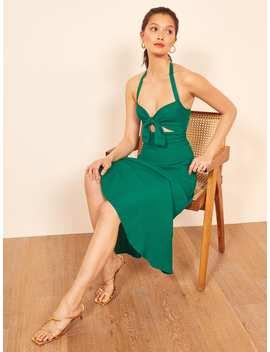 Monaco Dress by Cuyana