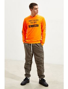 Nyc Department Of Transportation Long Sleeve Tee by Urban Outfitters