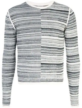 Striped Jumper by Rick Owens