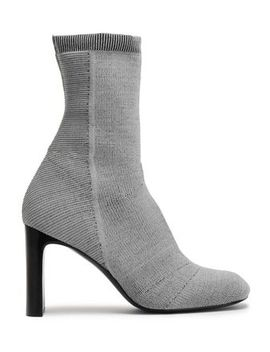 Ellis Stretch Knit Sock Boots by Rag & Bone