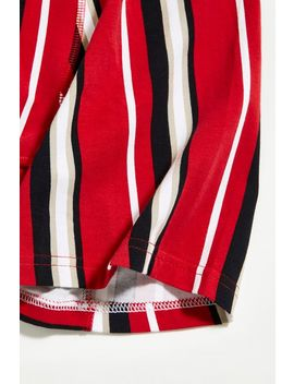 Vertical Variegated Stripe Boxer Brief by Urban Outfitters