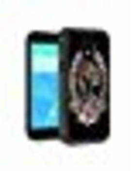 Galaxy J7 2018 Case,J7 Aero/J7 Star/J7 Top/J7 Aura/J7 Crown/J7 Refine Case,Spsun Dual Layer Hybrid Hard Protector Cover Anti Drop Tpu Bumper For Samsung Galaxy J7 2018,Skull Rose by Spsun