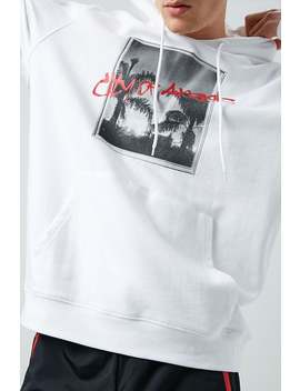 City Of Angels Graphic Hoodie by Forever 21