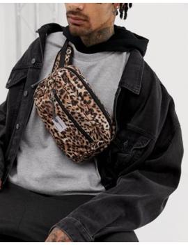 Riñonera Estilo Bandolera Con Estampado De Leopardo De Asos Design by Asos Design