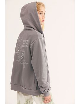 California Parks Hoodie by Parks Project