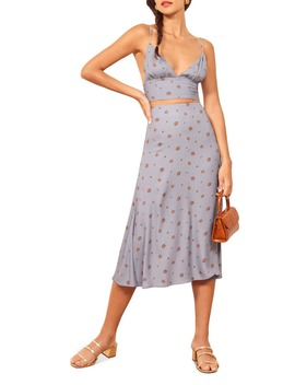 Catania Two Piece Dress by Reformation