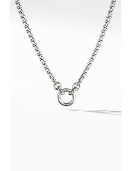 Amulet Vehicle Box Chain Necklace by David Yurman
