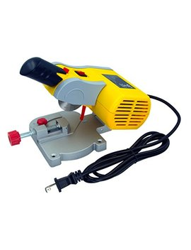 Hercules Mini Benchtop Cut Off Miter Saw For Hobby Crafts (Mini Cut Off Saw) by Hercules