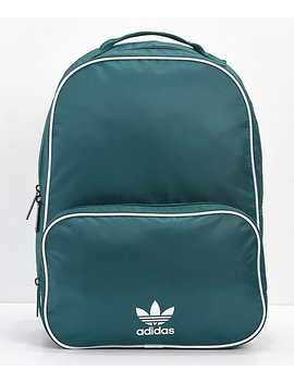 Adidas Santiago Noble Green Backpack by Adidas