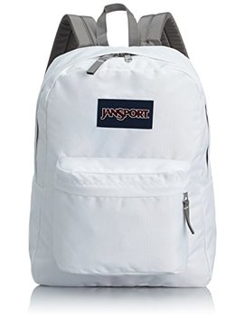 Jansport Superbreak Backpack (White) by Jan Sport