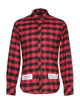 Pyrex Checked Shirt   Shirts by Pyrex