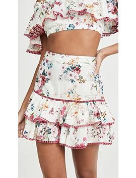 Fera Short Skirt by Charo Ruiz