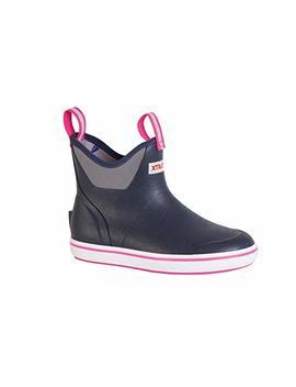 Xtratuf Women's Ankle Deck Slip On Fishing Boot by Xtratuf
