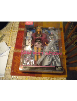 2004 Fashion Show Barbie From Rocker To Glam Mattel Still Boxed by Mattel