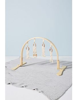 Macrame Play Gym by Anthropologie