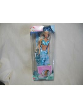 Fairytopia Magical Mermaid Barbie Nib C0629 by Mattel
