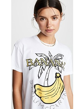 Banana T Shirt by Stella Mc Cartney