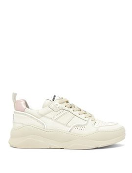 Running Lucky 9 Low Top Trainers by Ami