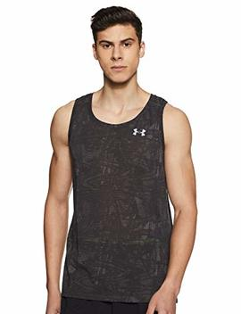 Under Armour Men's Streaker Printed Singlet by Under Armour