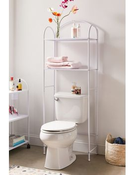Etta Over The Toilet Storage Shelf by Urban Outfitters