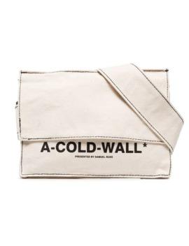 Sacoche à Logo Imprimé by A Cold Wall*