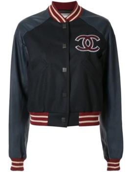 Longsleeve Coat Jacket by Chanel Pre Owned