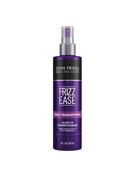 Frizz Ease John Frieda Daily Nourishment Leave In Conditioner   8 Fl Oz by In Conditioner