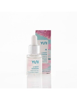 Yuni Beauty Light Seeker Glow Face Oil   .5oz by .5oz