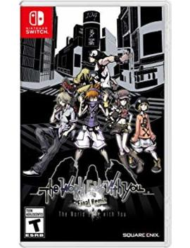 The World Ends With You: Final Remix   Nintendo Switch by By\N    \N    Nintendo