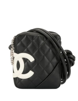 Cambon Line Mini Shoulder Bag by Chanel Pre Owned