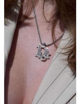 Y2 K Dior Necklace by Christian Dior