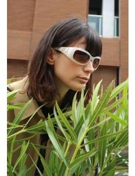90s Vintage Rare Nos Fendi Monogram Sunglasses by Fendi