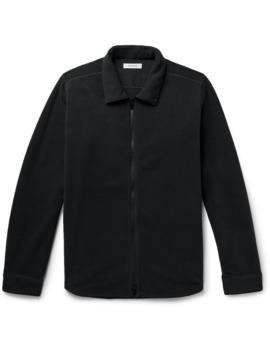 Hiker Polartec Wind Pro Fleece Zip Up Sweatshirt by Nonnative