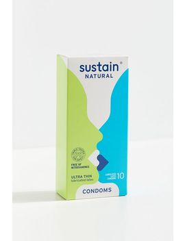 Sustain Natural Ultra Thin Condom Pack by Sustain Natural