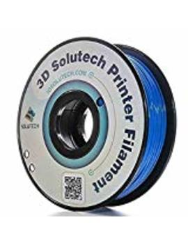 3 D Solutech Real Blue 3 D Printer Pla Filament 1.75 Mm Filament, Dimensional Accuracy +/  0.03 Mm, 2.2 Lbs (1.0 Kg)   St176 Blpla by 3 D