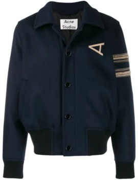 Military Style Bomber Jacket by Acne Studios