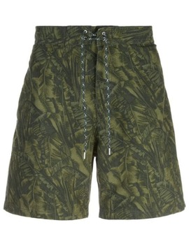 Shorts Eli Con Stampa by A.P.C.