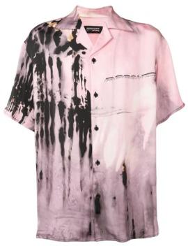 Tie Dye Print Shirt by Represent