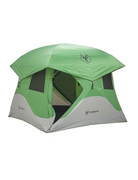 Gazelle 33300 T3 Pop Up Portable Camping Hub Overlanding Tent, Easy Instant Set Up In 90 Seconds, 3 Person by Gazelle Tents