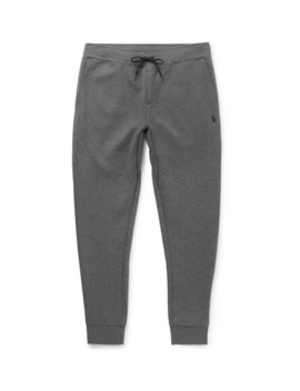 Tapered Jersey Sweatpants by Polo Ralph Lauren