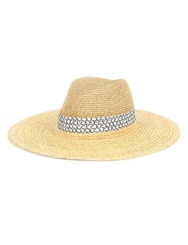 Straw Sun Hat by Anna &Amp; Ava